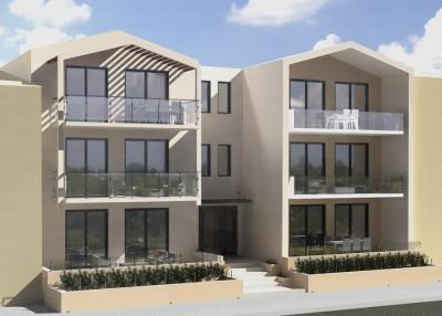 NEW THREE STOREY BUILDING